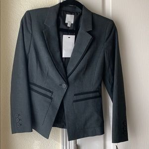 Halogen Grey Blazer